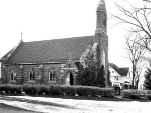 St. Sylvia Church Tivoli 1952