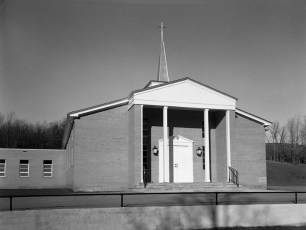 St. Theresa of the Child Jesus Church Windham 1962