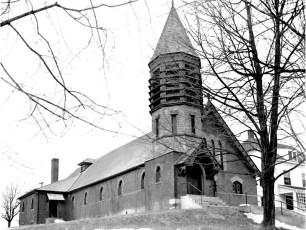 Stottville Church denom. unk 1958