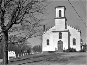 Stuyvesant Reformed Church Rt. 9J 1958