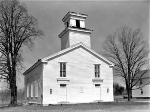 West Ghent Reformed Church 1958