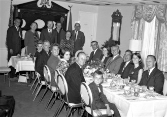 Columbia County Delegation at World's Fair 1964 (1)