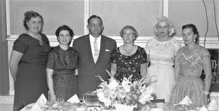 Democrat Club at Copake 1956 (1)