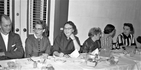 Democrat Club at Copake 1956 (2)