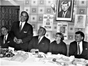 Democrat Dinner at Col. Country Club 1961 (2)
