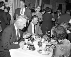 Republican Dinner at the Mt. Washington House Hillsdale 1956 2