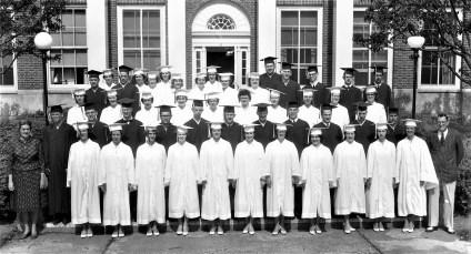 Red Hook Central School Graduates 1961 (2)