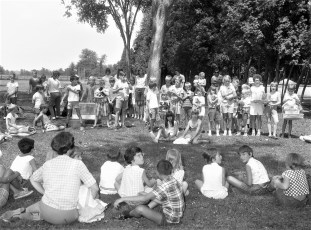 Red Hook Central School Summer Program Pet Show 1968