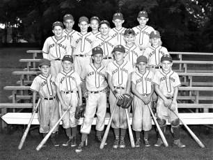 Red Hook Little Leaguers 1951