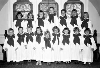 G'town Reformed Church Jr. Chorus 1963
