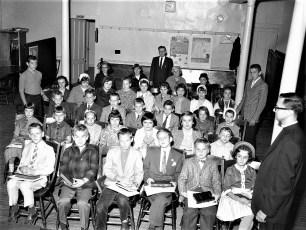 G'town Reformed Church Sunday School 1960 (1)