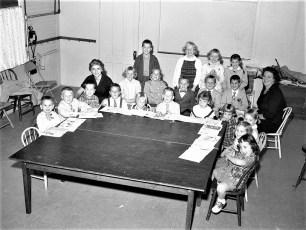G'town Reformed Church Sunday School 1960 (2)