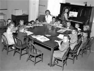 G'town Reformed Church Sunday School Class 1959
