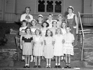Summer Bible School Ref Church G'town 1952 (2)