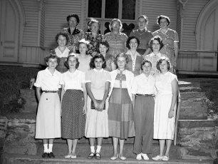 Summer Bible School Ref Church G'town 1952 (4)