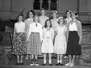 Summer Bible School Ref Church G'town 1952 (6)