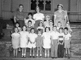 Summer Bible School Ref Church G'town 1952 (7)