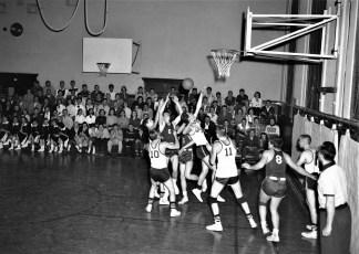 Roe Jan High Basketball Hillsdale 1956 (2)