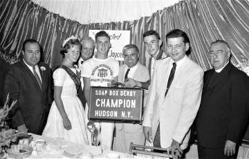 Soap Box Derby Banquet Hudson 1957 (5)