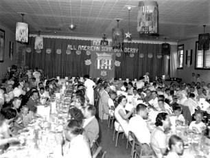 Soap Box Derby Banquet Hudson Elks Club 1958 (1)