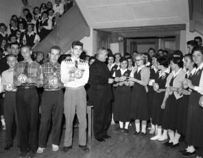 St. Mary's Academy Awards Night Hudson 1956 (1)