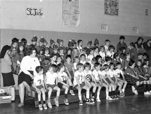 St. Mary's Academy Basketball Hudson 1973 (3)