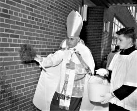 St. Mary's Academy Dedication Dec. 29 1956 (1)
