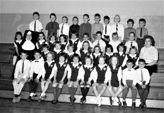 St. Mary's Academy First Graders 1967