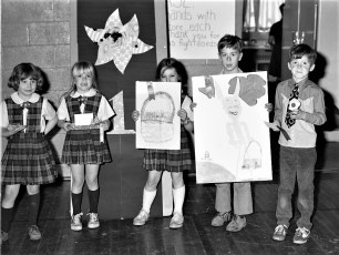 St. Mary's Academy Poster Contest 1973 (2)