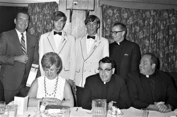 St. Mary's Academy Prom 1970 (4)