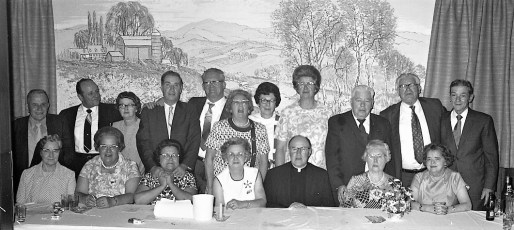 St. Mary's Academy Prom alumni group 1970