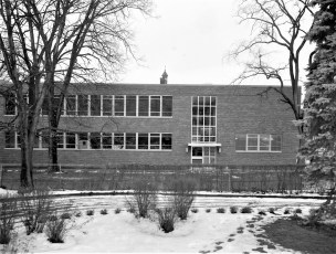 St. Mary's Academy construction May to Dec. 1956 (11)