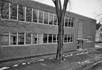 St. Mary's Academy construction May to Dec. 1956 (12)