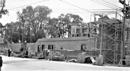 St. Mary's Academy construction May to Dec. 1956 (1e)