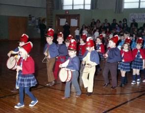 St. Mary's Elementary 1st Grade Basketball Hudson 1972 (1)
