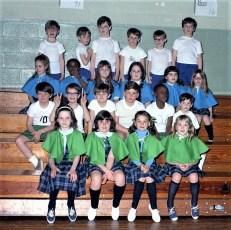 St. Mary's Elementary 1st Grade Basketball Hudson 1972 (3)