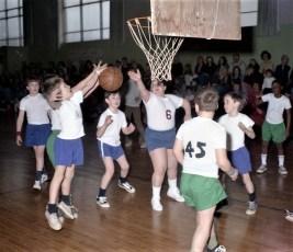 St. Mary's Elementary 1st Grade Basketball Hudson 1972 (7)