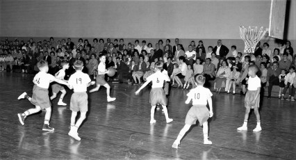 St. Mary's Kindergarten B-Ball 1968 (5)