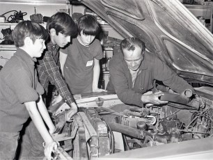 St. Mary's School Class Electives Hudson 1972 (5)