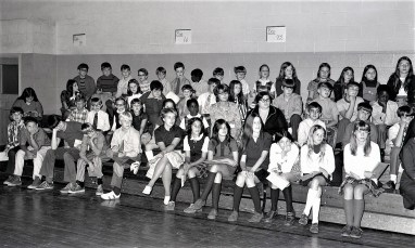 St. Mary's School Student Assembly Hudson 1972 (2)
