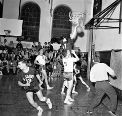 St. Mary's vs. St. John's at HHS Father Hart with Seniors 1956 (2)