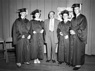Tivoli High School Class of 1952 (2)