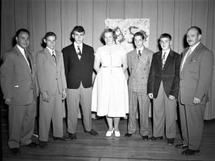 Tivoli High School Class of 1952