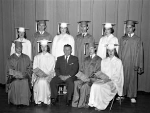Tivoli High School Class of 1958 (1)