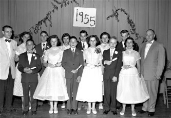 Tivoli High School Class of 1955 (3)