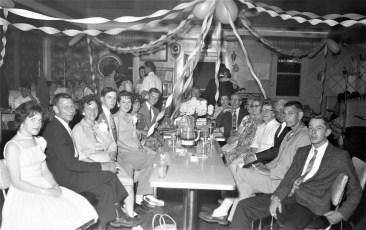 Tivoli High School Graduation Party 1962 (2)