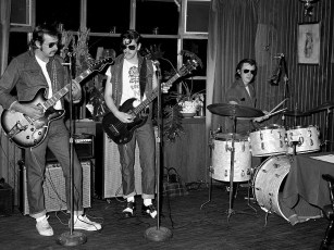 Barry Couchman & Ron Moore Band at Half Moon Catskill 1974