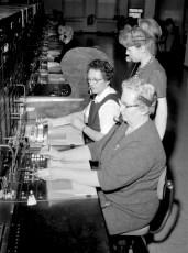 NY Telephone Co. Operator trainees Catskill 1966 (2)