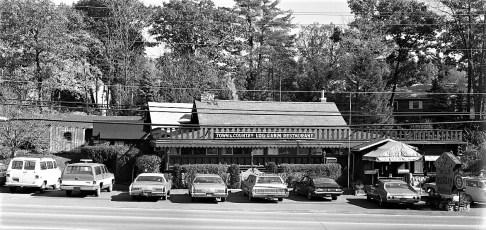 Town & Country Restaurant Rt. 23B Catskill 1974