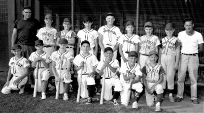 Chatham Little League All Stars 1965
